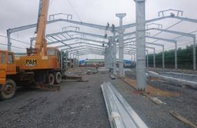 Hệ thống nhà xưởng cho thuê của công ty Hà Tân Cường