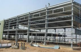 Xây dựng nhà xưởng tại Biên Hòa Đồng Nai