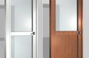 Cửa nhôm YNG HUA - cửa đi phòng