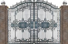 Mẫu cửa sắt