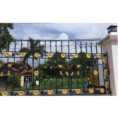 Hàng rào  Cnc 01