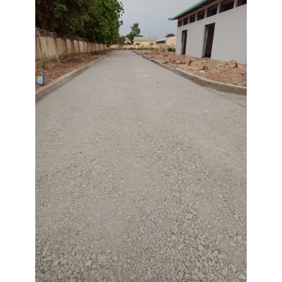 Công trình đường nội bộ Kho Hóc môn