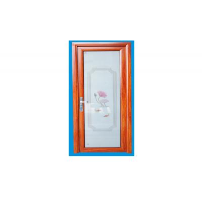 cửa wc kính nghệ thuật-YF10213
