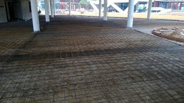 sàn thép nhà xưởng